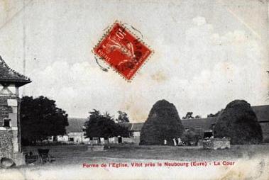 Carte postale Vitot